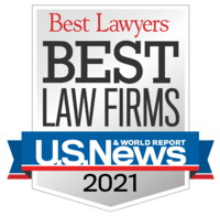 Best Law Firms - Standard Badge 2021