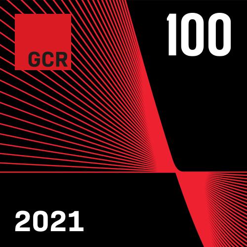 GCR 100 2021 Rosette