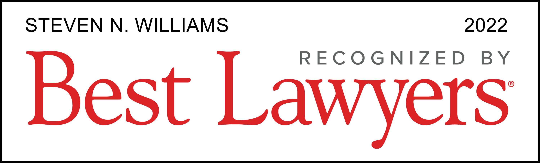Best Lawyers - Lawyer Logo - Williams 2022