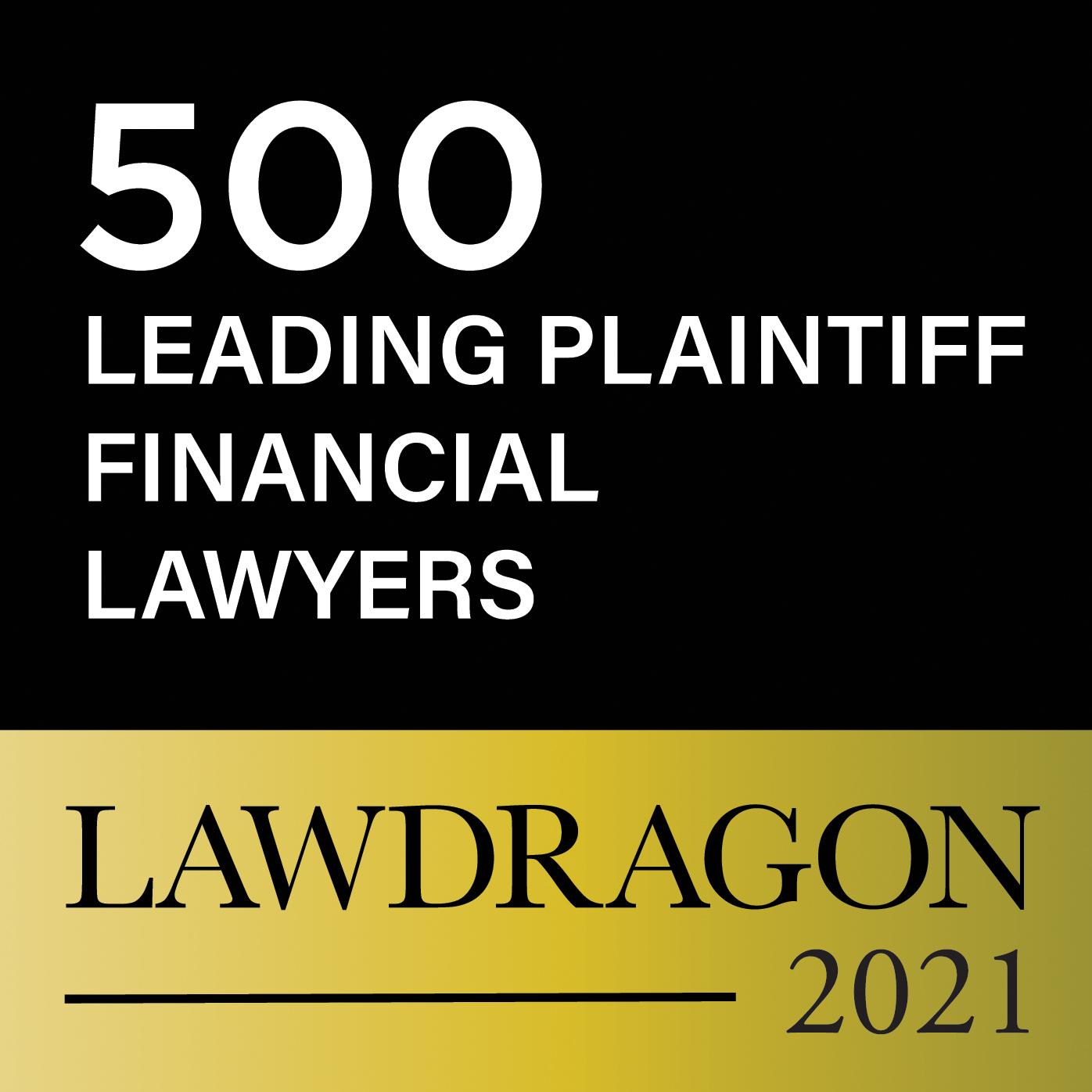 LD_500 Plantiff Financial Lawyers 2021