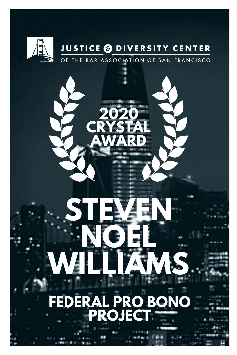 OVIPS Badge Steven Noel Williams