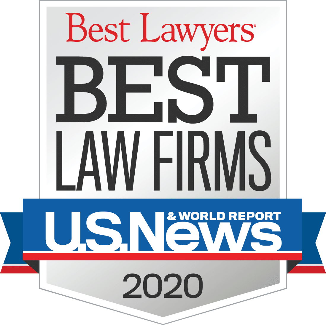 Best Law Firms: 2013-Present